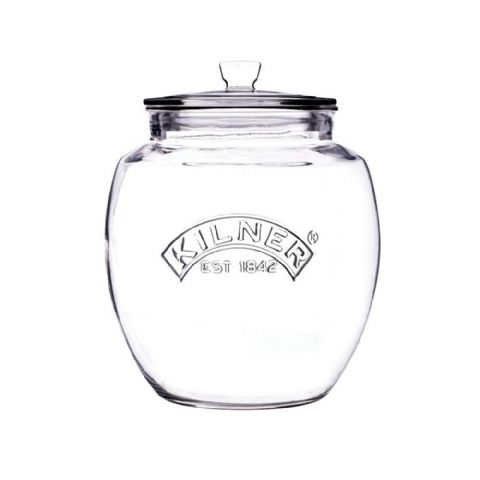 Kilner 2L Round Glass Cookie Storage Jar